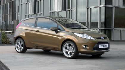 2011 Ford Fiesta 1