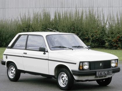 1982 Citroen LNA Entreprise 1