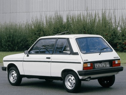 1982 Citroen LNA Entreprise 3