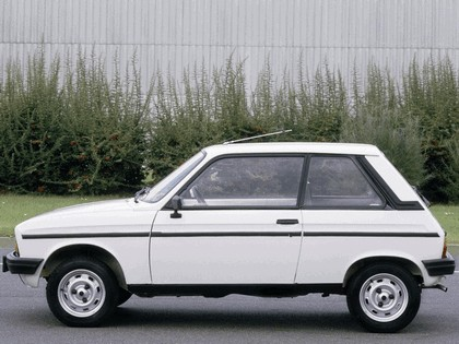 1982 Citroen LNA Entreprise 5