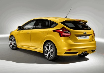 2011 Ford Focus ST 2