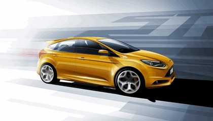 2011 Ford Focus ST 3