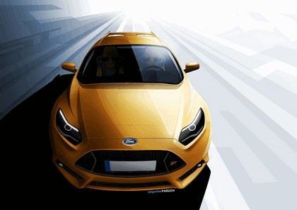 2011 Ford Focus ST 5