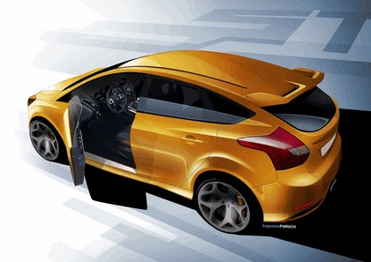 2011 Ford Focus ST 7