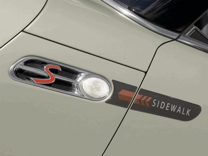 2006 Mini Cooper S convertible sidewalk 10