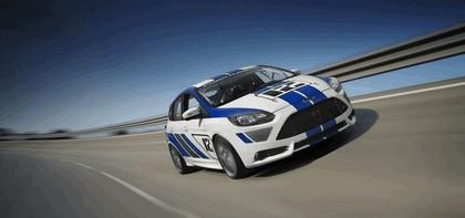 2011 Ford Focus ST-R 2