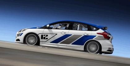 2011 Ford Focus ST-R 3