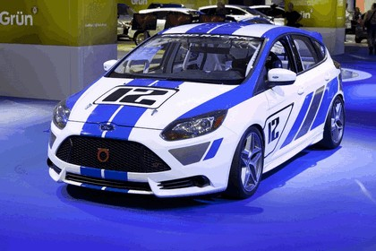2011 Ford Focus ST-R 8