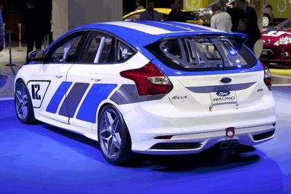 2011 Ford Focus ST-R 9