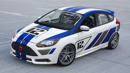 2011 Ford Focus ST-R 8