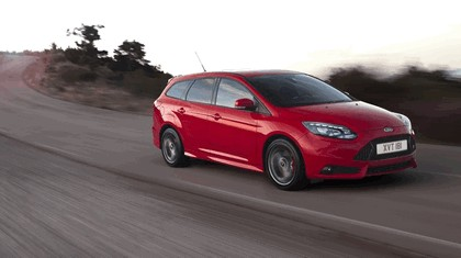 2011 Ford Focus ST wagon 1
