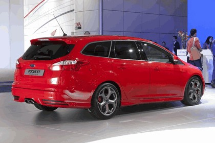 2011 Ford Focus ST wagon 9