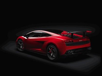 2011 Lamborghini Gallardo LP 570-4 Super Trofeo Stradale 3
