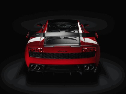 2011 Lamborghini Gallardo LP 570-4 Super Trofeo Stradale 6