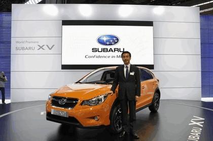 2012 Subaru XV 26