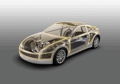 2011 Subaru BRZ concept 1