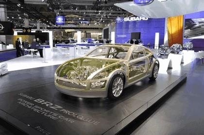2011 Subaru BRZ concept 6