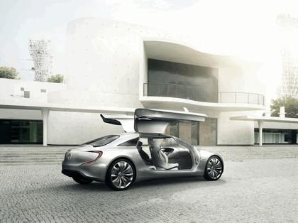 2011 Mercedes-Benz F125 concept 2