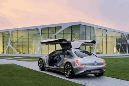 2011 Mercedes-Benz F125 concept 12