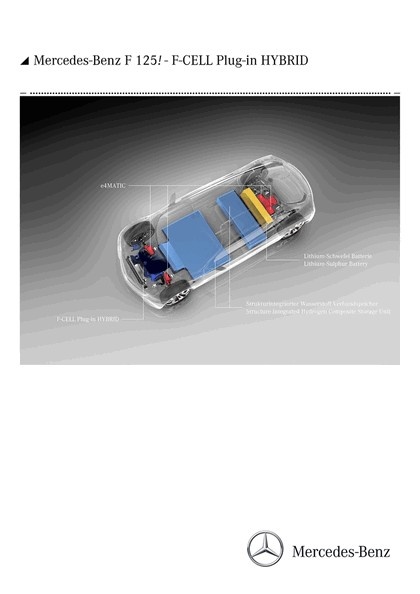 2011 Mercedes-Benz F125 concept 57