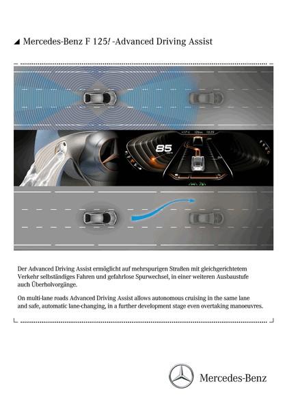 2011 Mercedes-Benz F125 concept 58
