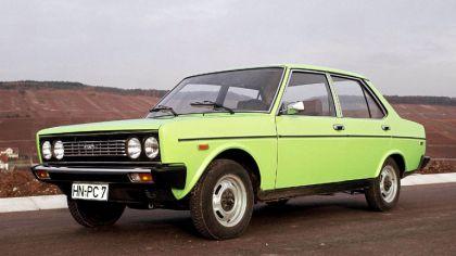 1974 Fiat 131 Mirafiori Special 4-door 5