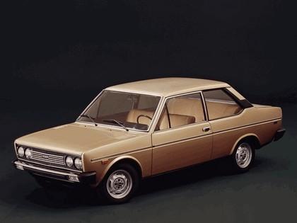 1974 Fiat 131 Mirafiori Special 2-door 1