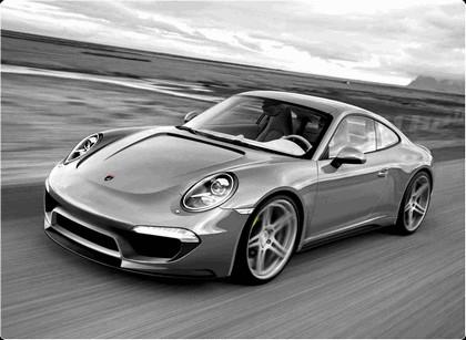 2011 Porsche 911 ( 991 ) by Top Car - renderings 1