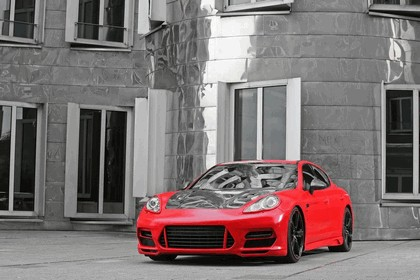 2011 Porsche Panamera by Anderson Germany ( 4th dimension in red ) 2