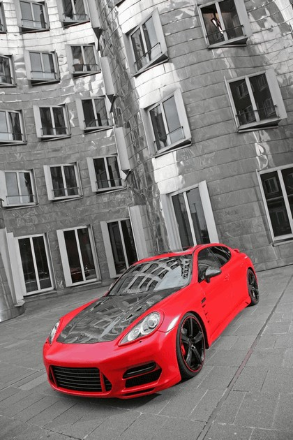 2011 Porsche Panamera by Anderson Germany ( 4th dimension in red ) 8