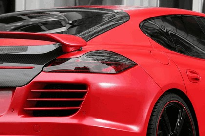 2011 Porsche Panamera by Anderson Germany ( 4th dimension in red ) 12