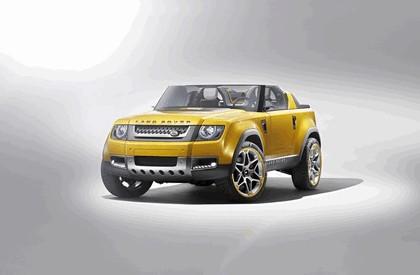 2011 Land Rover DC100 sport concept 1