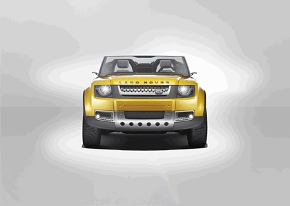 2011 Land Rover DC100 sport concept 4