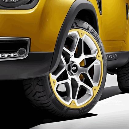 2011 Land Rover DC100 sport concept 10