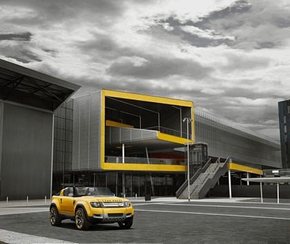 2011 Land Rover DC100 sport concept 18