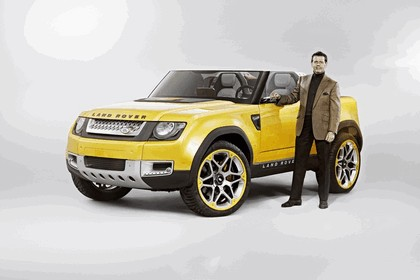 2011 Land Rover DC100 sport concept 20