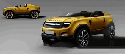 2011 Land Rover DC100 sport concept 25
