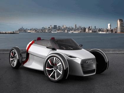 2011 Audi urban concept spyder 1