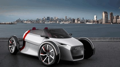 2011 Audi urban concept spyder 2