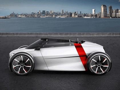 2011 Audi urban concept spyder 3