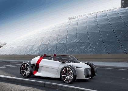 2011 Audi urban concept spyder 7