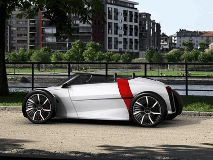 2011 Audi urban concept spyder 10