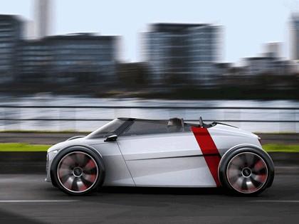 2011 Audi urban concept spyder 11