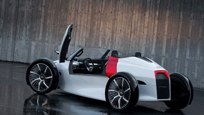 2011 Audi urban concept spyder 30