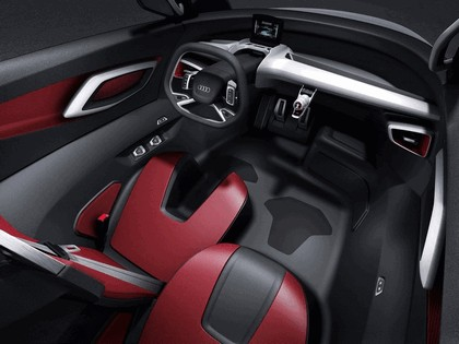 2011 Audi urban concept spyder 34