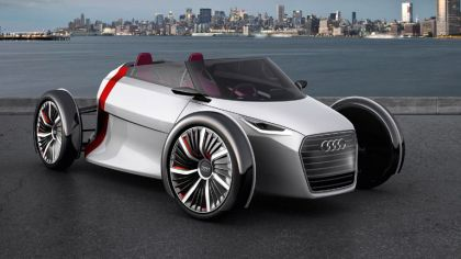 2011 Audi urban concept spyder 6