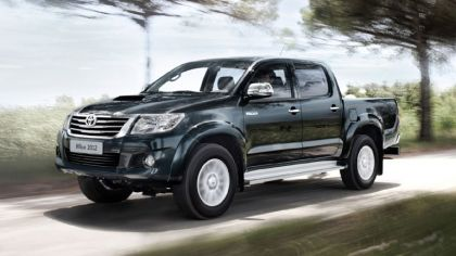 2012 Toyota Hilux 7