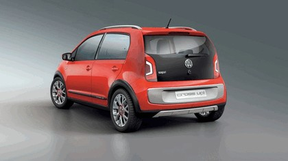 2011 Volkswagen Cross Up concept 2