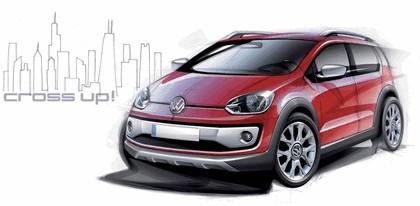 2011 Volkswagen Cross Up concept 3