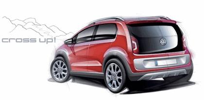 2011 Volkswagen Cross Up concept 4